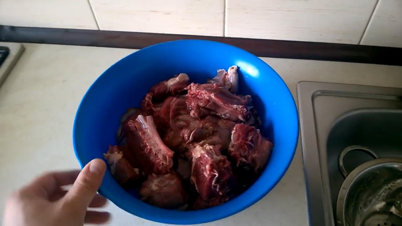 2. Як приготувати зайця - підготовка м'яса