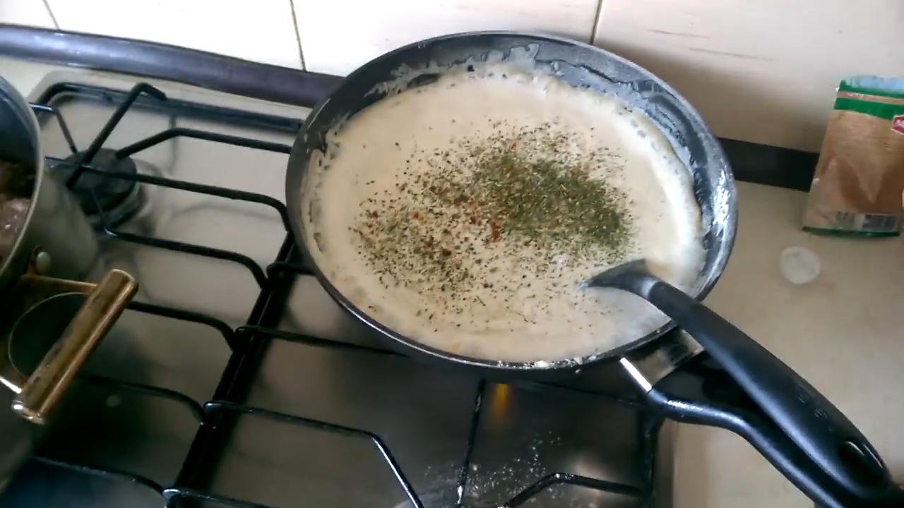 4.  заправка соус