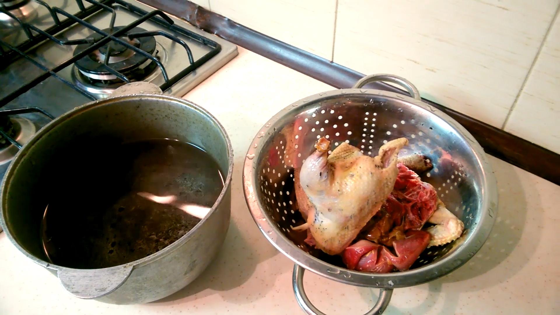 підготовка м'яса